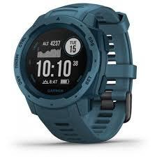 <b>Garmin Instinct</b> GPS, lakeside <b>blue</b> - Спортивные часы - Photopoint