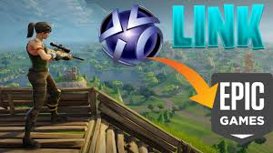 How to link PSN or XBOX account to Epic Games! - YouTube
