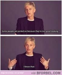Ellen on Pinterest | Ellen Degeneres, Oscars and Taylor Swift Jokes via Relatably.com