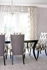 upholstered dining chairs dark oak table