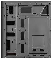 Купить Компьютерный <b>корпус Ginzzu A190 Black</b> по низкой цене с ...