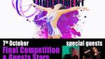 Torneo di ginnastica ritmica Asu: special guests Mose (Amici) e ...