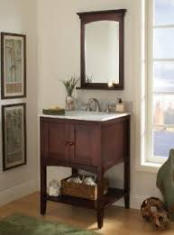 open bathroom vanity cabinet: sagehill designs al quot bathroom vanity cabinet with open display shelf from the allure collection