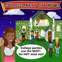 <b>College Party</b> | High School Story (HSS) Wiki | Fandom