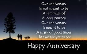 Wedding Anniversary Messages, Wishes and Quotes via Relatably.com