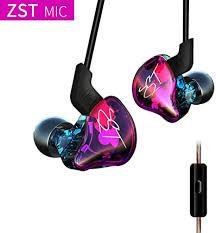 Fantasyworld <b>KZ ZST Colorful BA</b> + DD Transducer: Amazon.co.uk ...