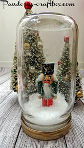 jar crafts home easy diy: mason jar christmas mason jar mason jar nutcraker tutorial diy