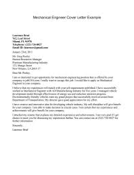 engineering cover letters my document blog engineering cover letter example mechanical engineering cover letter in engineering cover letters