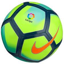 <b>Мяч футбольный Nike</b> La Liga <b>Pitch</b> Football купить в Москве ...