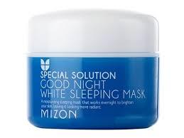 Mizon - Goodnight White Sleeping Mask - <b>Ночная осветляющая</b> ...