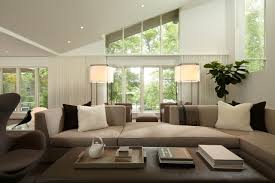 pendant lighting for sloped ceilings modern living rom with vaulted ceilings ceiling lights middot mid century