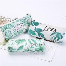 2019 <b>Vogvigo</b> Plant Pencil Case Storage Bag Cosmetic Bags ...