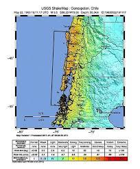1960 Valdivia earthquake