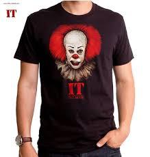 <b>Pennywise T-Shirt</b> / <b>Stephen</b> King's IT Tee-The Movie Shirt,Scary ...