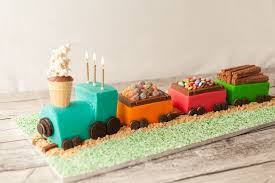 How To Make A <b>Train</b> Cake - ILoveCooking | <b>Train</b> birthday cake ...