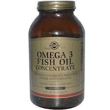 <b>Solgar</b>, <b>Omega-3 Fish</b> Oil Concentrate, 120 Softgels | Fish oil ...