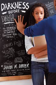 sharon m draper official publisher page simon schuster au book cover image jpg darkness before dawn
