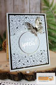 this card has a background and greeting that were foiled using the sheets that are in beamsderfer bright green office