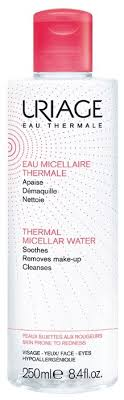 <b>Uriage мицеллярная вода очищающая</b> для чувствительной ...