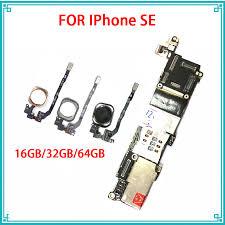 <b>New Arrival</b> 100% <b>Original</b> Motherboard For iPhone SE <b>Unlocked</b> ...