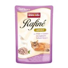 Корм для взрослых кошек <b>ANIMONDA Rafine</b> Soup <b>Adult</b> с ...