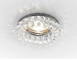 Встраиваемый <b>светильник Ambrella</b> Crystal K206 CL/CH - купить ...