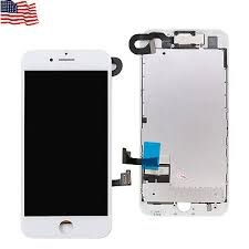 <b>AAA</b> For iPhone 7 White Replacement LCD Touch <b>Screen</b> Digitizer ...