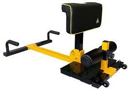 Купить <b>Тренажер для приседаний</b> Squat Machine (sissy) <b>DFC</b> ...