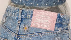 <b>Levi's x</b> Miu Miu: The all vintage collab has finally been revealed ...