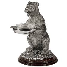 "<b>Икорница</b> Chinelli ""<b>Медведь</b>"" - [арт.130-29], цена: 13100 рублей ..."
