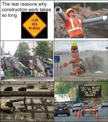 Construction Humor on Pinterest | Lol, Humor and So Funny via Relatably.com