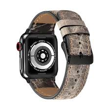 <b>watch</b> Leather <b>Watch</b> Band Strap <b>Replacement Watch</b> Accessories ...