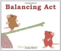 Image result for balancing act book