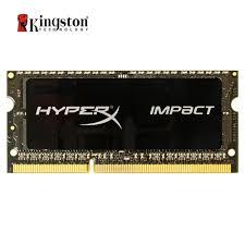 <b>Kingston</b> HyperX Impact RAM <b>DDR3 DDR3L 4GB</b> 8GB <b>1600MHz</b> ...