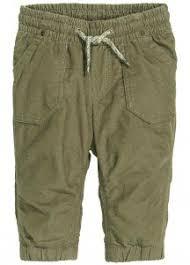 """Детские вельветовые штаны H&M """"Модник"""" хаки"""