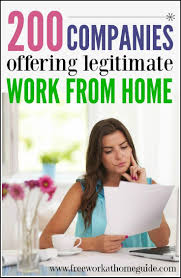 best ideas about real online jobs make money 200 companies offering legitimate work at home jobs