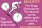 Images & Illustrations of declivity