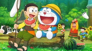 Live Your Best Farm Life with Doraemon: Story of ... - Crunchyroll