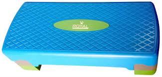 <b>Степ</b>-<b>платформа Royal Fitness Stepper-20</b> - купить товар для ...