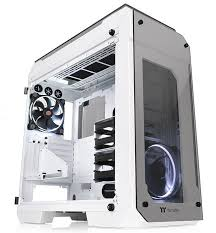 <b>Корпус Thermaltake View 71</b> Tempered Glass Snow Edition из ...