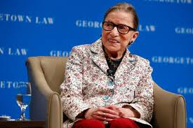 Ruth Bader Ginsburg can learn something from Brett Kavanaugh ...
