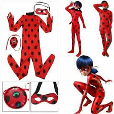 <b>Ladybug</b> Miraculous <b>Costumes</b> for Girls for <b>sale</b> | eBay