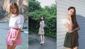 Гид по fashion - с чем носить юбку-фонарик - фото - LeMonade