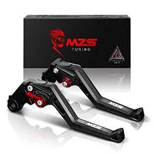 MZS Adjustment Short Brake Clutch Levers for <b>GROM</b>/<b>MSX125</b> ...