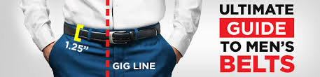 How To Buy A <b>Men's Belt</b> | Guide To Finding The Perfect <b>Belt</b>