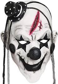 MTFS <b>Halloween</b> Scary <b>Devil Smile Clown</b> Mask (<b>Clown</b> Mask ...