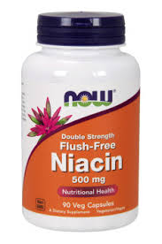 Now Foods <b>Flush</b>-<b>Free Niacin Double Strength</b> - Online Shop with ...