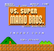Vs Super Mario Bros (Mame)