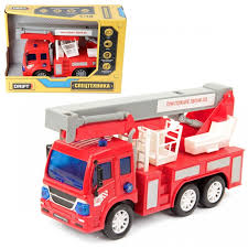 <b>Машина спецтехника</b> Подъёмник пожарный 1:18 <b>Drift</b> — купить в ...