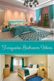 Turquoise Bedroom Best 25 Turquoise Bedroom Decor Ideas On Pinterest Teal Teen